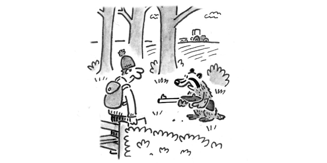 Cartoon Illustrated by Matt Pritchett - Telegraph Cartoonist 5
